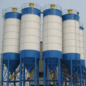 Grain Safety Guaranteed Hot Galvanized Grain Silo for Sale