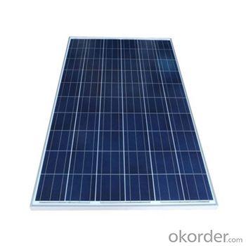 Solar Modulels Poly-crystalline 240W 156*156 Module