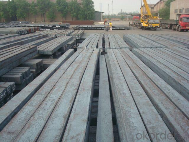 Steel Bloom/Billet Manufactured by Blast Furnace