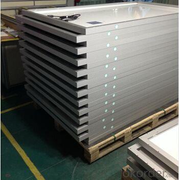 Monocrystalline Solar Panels for 320-W Series