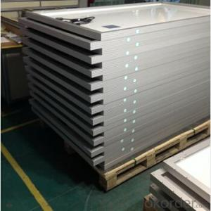Polycrystalline Solar Panels for 240W-260W Series