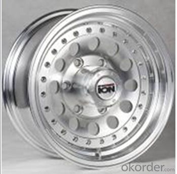 Aluminium Alloy Wheel for Best Pormance No. 101