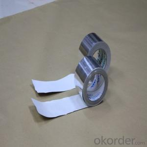 Aluminum Foil Duct Tape with Acrylic Adhesive