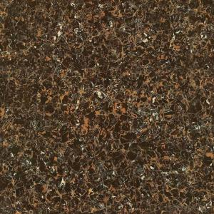 Polished Porcelain Tile Pilate Series Brown Color JP6003