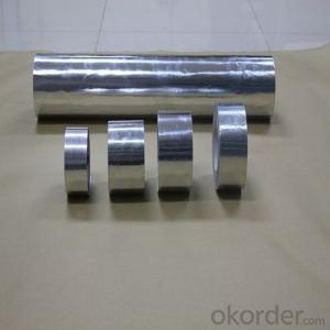 Aluminum Foil Tape with Water Based Acrylic Adhesive