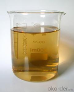 Polycarboxylate Superplasticizer for Solid Content 40%