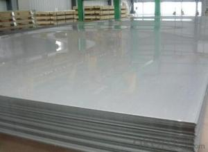 STAINLESS STEEL PLATE GOOD QUALITY from CHINA