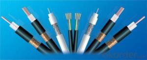 Coaxial Cable RG series (RG11, RG6, RG59, RG213, RG214, RG58)