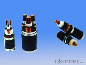 STA/SWA/AWA armour High voltage XLPE cable