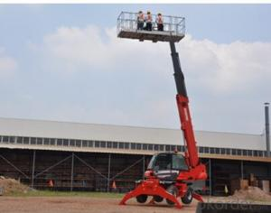 Specification of Self-Propelled Telescopic Boom Lifts GTBZ36S & GTBZ38S
