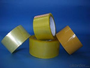 For Light Duty  Packaging Use  Bopp Tape