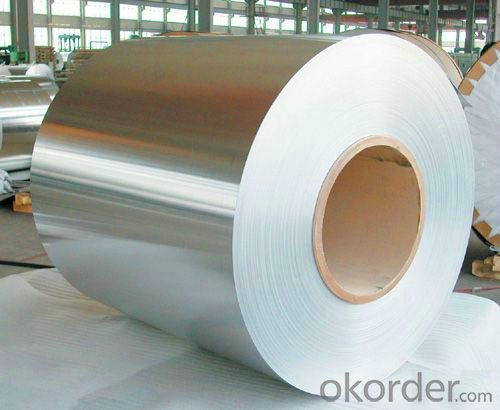 Stainless Steel Coil Cold Rolled 304 AISI With Good Quality