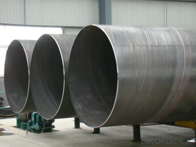 Welded Steel -- Welded Steel Tube and Pipe