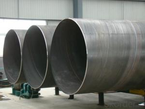 Welded Steel -- Welded Steel Tube and Pipe
