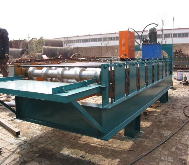 Roll Forming Machine in Good Mills E4012