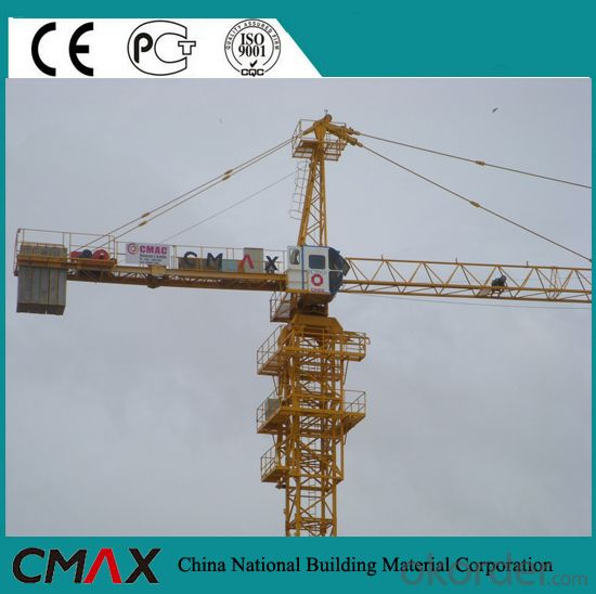 Topkit/Topless/Luffing/Topless/Flat-top Mini Tower Crane Factory