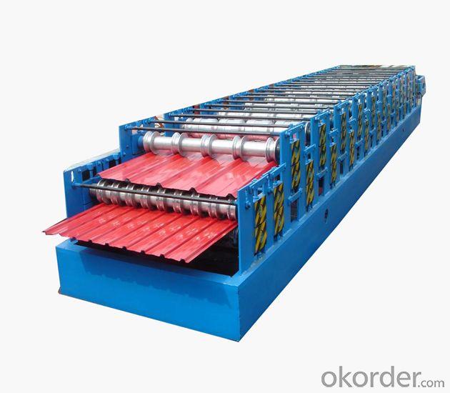 SteelTileRollFormingMachine with ISO