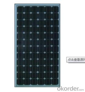 Monocrystalline Solar Panel CNPV-325w High Performance 72 Cell