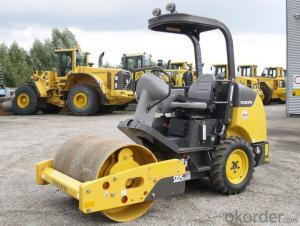 Road Roller 156HP 16 Tons  Construction Machine