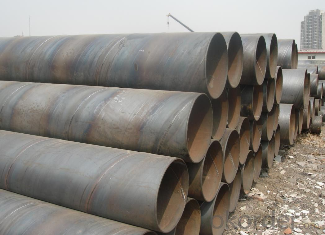 Welded  steel  pipe  production  serious of china