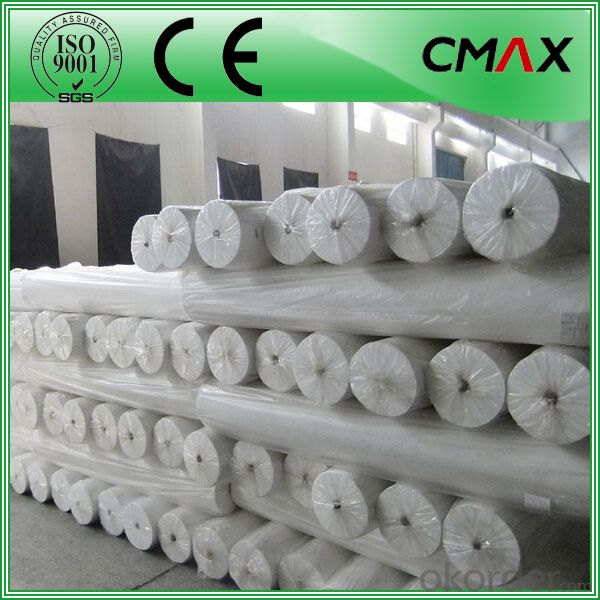 Geotextile Nonwoven Fabric CMAX Cheap Price