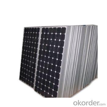 Solar Module Mono-crystalline 175W 125*125 Module