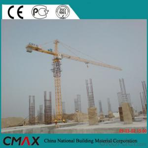TC5013B(QTZ63) Mini Self Erecting Tower Crane for Sale
