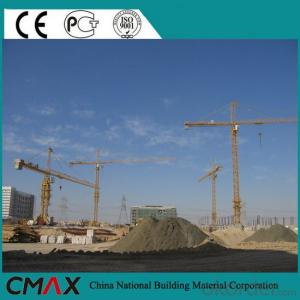 TC6016(QTZ100) Building Construction Material Tower Crane Purchase