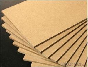 Plain MDF Board E2 Glue Size 1220 X 2440MM