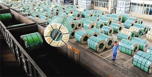 Stainless Steel Coil Cold Rolled AISI 304 With Good Quality