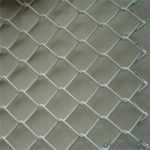 Chain Link Wire Mesh Galvanized Wire Mesh Hot Seller 50*50mm