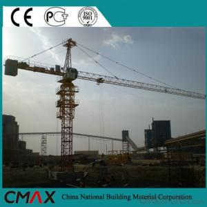 TC7021 12T CE ISO Certificate Used Tower Crane for Sale Used Tower Crane in Dubai