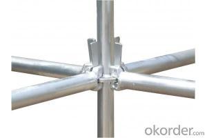 Q345 Ringlock Scaffolding Standard / Q345 Standard Scaffolding