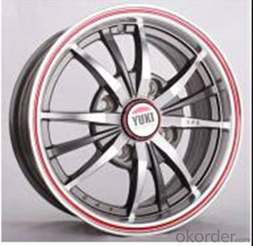 Aluminium Alloy Wheel Best Performance No. 407