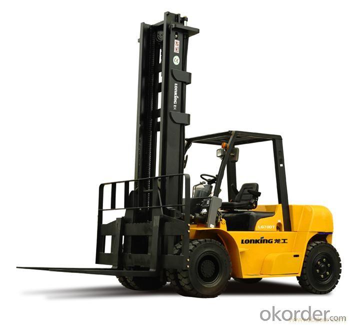 Forklift Truck  50 Rough Terrain