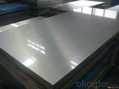 Aluminum PLATE / SHEET High Quality WITH DC MATERIAL