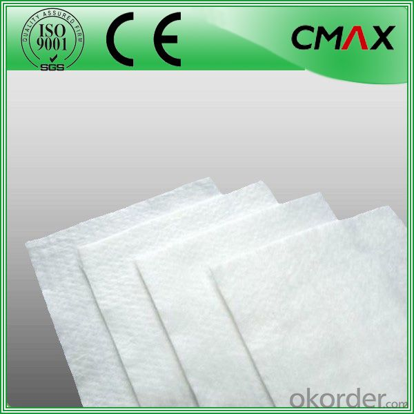Nonwoven Geotextile Membrane price Polyester Needle Punched