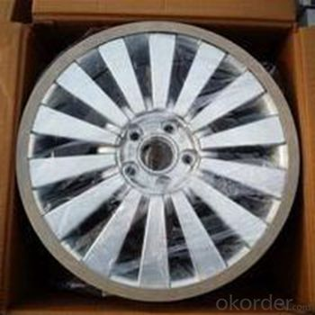 Aluminium Alloy Wheel for Best Performance No. 206
