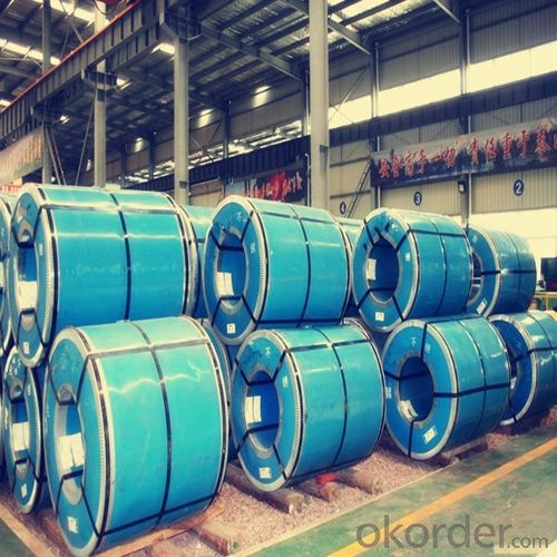 Stainless Steel Coil in Hot Rolled Cold Rolled 0.4mm