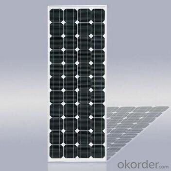 Monocrystalline Silicon Solar Panel 120W