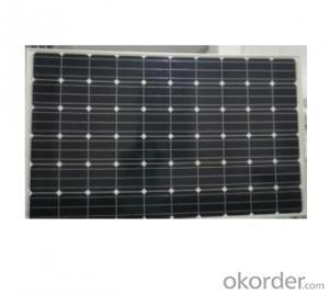 Monocrystalline Solar Panel CNPV-270w High Performance 60 Cell