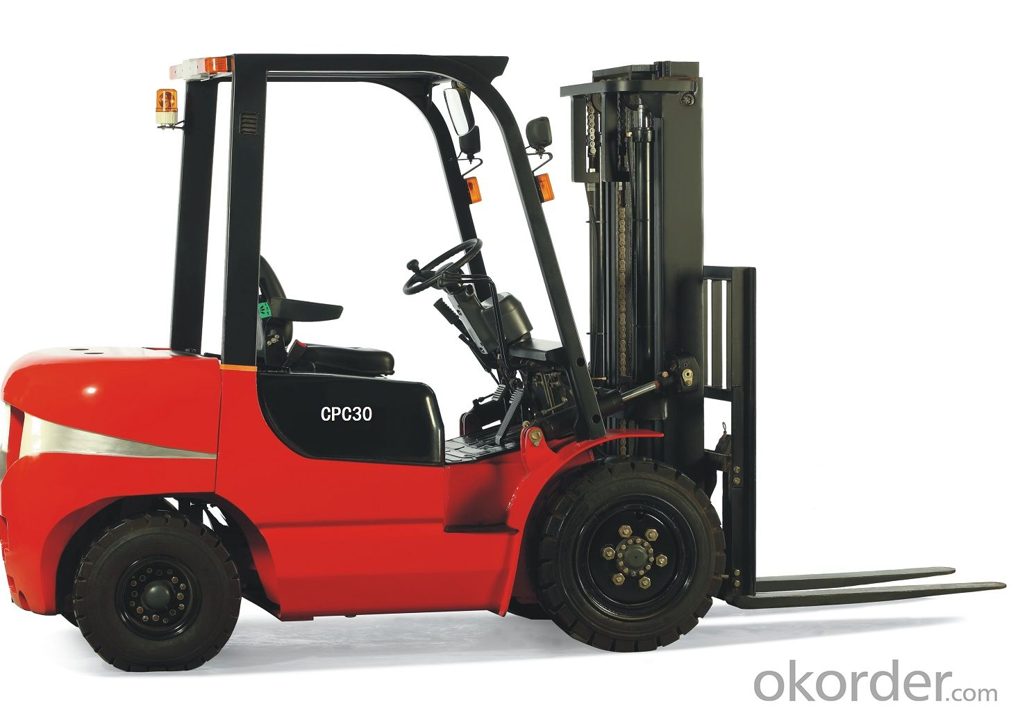 Diesel Forklift Truck 8ton
