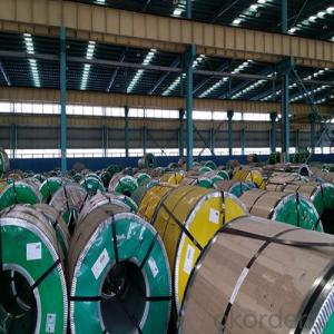 Stainless Steel Coil in Hot Rolled Cold Rolled BA/2B 0.5mm