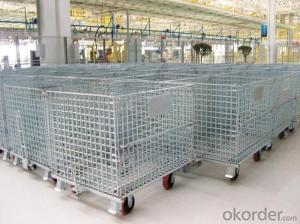 Moveable Scaffolding Cages / Moveable Cages / Storeage Cage