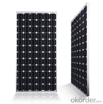 Monocrystalline Solar Panel CNPV-210w High Performance 72 Cell
