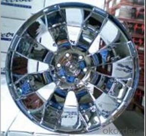 Aluminium Alloy Wheel for Best Performance No. 210