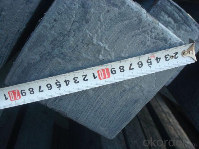 Continuous Casting Steel Billet Q275/235  in Amazing Price