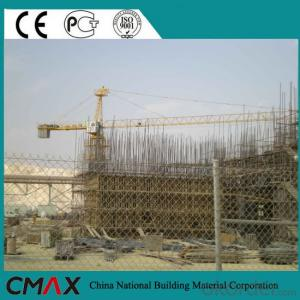 TC6024 Topless/Topkit/Flat-Top 10T High Quality Tower Crane with CE ISO Certificate