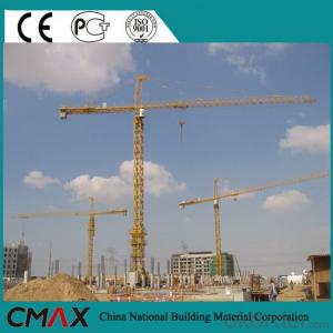 Customise New Rental Types of Tower Crane