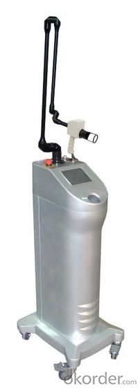 CO2 Fractional Laser Beauty Equipment for Remove Mole & Skin Cutting
